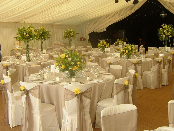 Table& Chair Cover